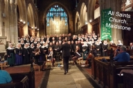 Koorreis Engeland -Concert All Saints Church-Maidstone