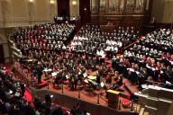 Kerstconcert - Concertgebouw - Amsterdam