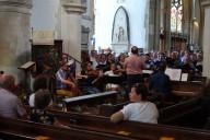 Koorreis Engeland-Concert St. Mary's Church - Rye