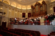 Kerstconcert- Concertgebouw - Amsterdam