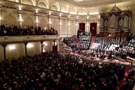 8e Kerstconcert- Concertgebouw- Amsterdam