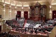 8e Kerstconcert - Concertgebouw - Amsterdam