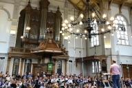 CD opname- Grote Kerk- Apeldoorn