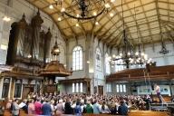 CD opname - Grote Kerk - Apeldoorn