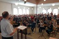 Generale repetitie cd opname- Immanuelkerk- Barneveld