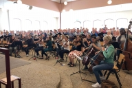 Generale repetitie cd opname - Immanuelkerk - Barneveld