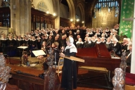 Koorreis Engeland - concert All Saints Church -  Maidstone