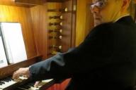 Organist Bert Elbertsen - Zingend naar de Zondag - Damwoude