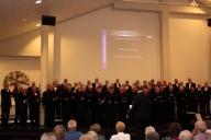 Voorjaarsconcert -  Ger. Mannenkoor Noord-Drenthe en mannen VVK